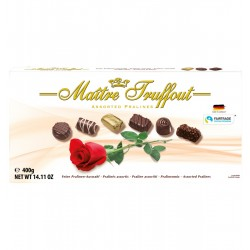 Mix pralinek Rose 400g Maitre