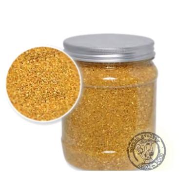 Cukrové krystalky s čokoládou (zlaté)