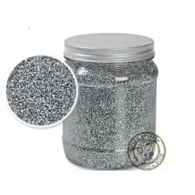 Cukrové krystalky s čokoládou (stříbrné) 100g