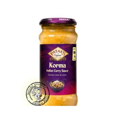 Korma curry omáčka 350g