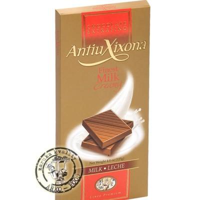 Mléčná čokoláda 125 g