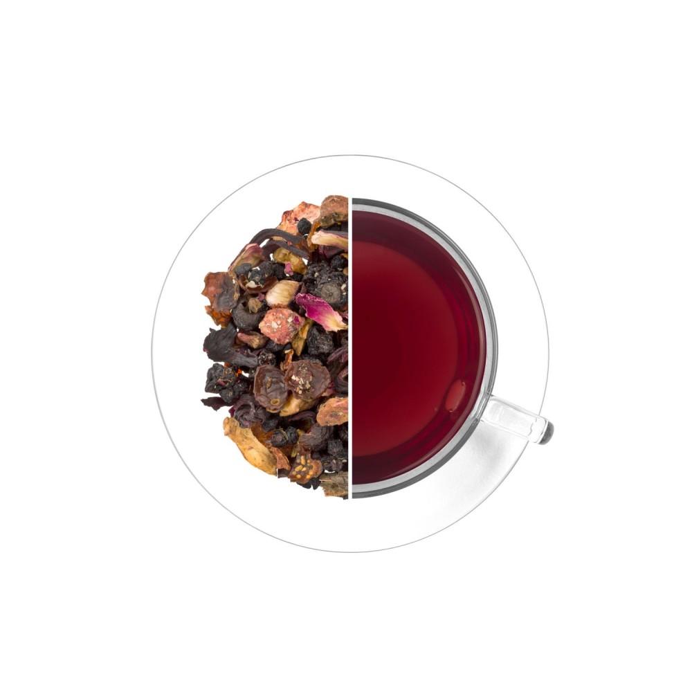 Lesní jahoda, ovocný čaj 80g