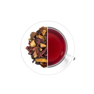 Skořice jablko, ovocný čaj 80g