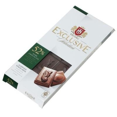 Hořká čokoláda Exclusive 62% 100g TaiTau