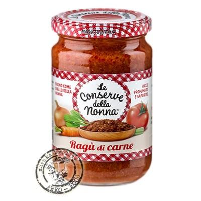 Le conserve della nonna - Ragu di Carne (Boloňská omáčka) 350g