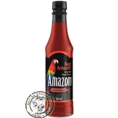Amazon Red Pepper Sauce - omáčka z červených amazonských papriček 90ml