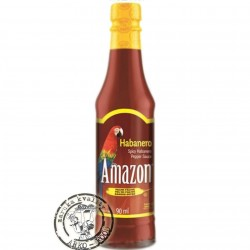 Amazon Habanero Pepper Sauce - omáčka z habanero papriček 90ml