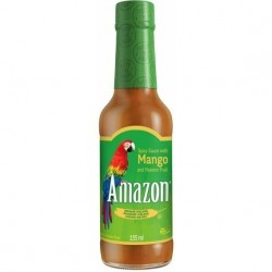 Amazon Mango Spicy Sauce - omáčka s příchutí manga 155ml