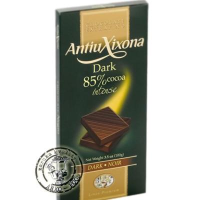 Hořká čokoláda Dark Intenso s 85 % kakaa, 100 g