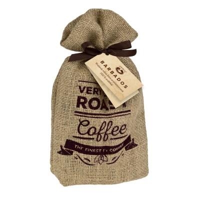 Juta Barbados - dárkové balení kávy