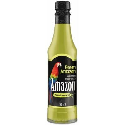 Amazon Green Pepper Sauce - omáčka ze zelených amazonských papriček 90ml