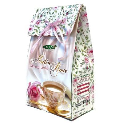 Růžové ráno aroma jahod 100g