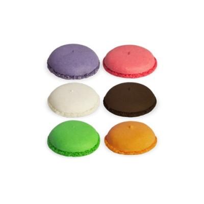 Makronky k plnění 4,5cm (6 barev) 78ks