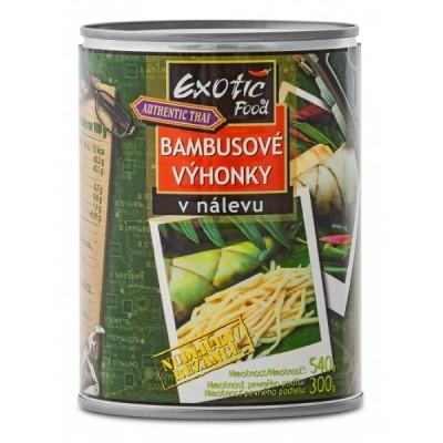 Bambusové výhonky nudličky 540 g