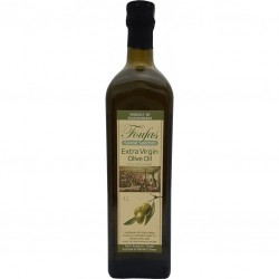 Extra panenský (Extra Virgin) olivový olej Foufas 1 l