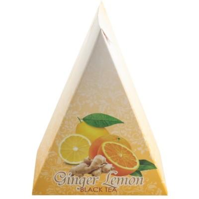 Čaj Ginger Lemon 10x2g