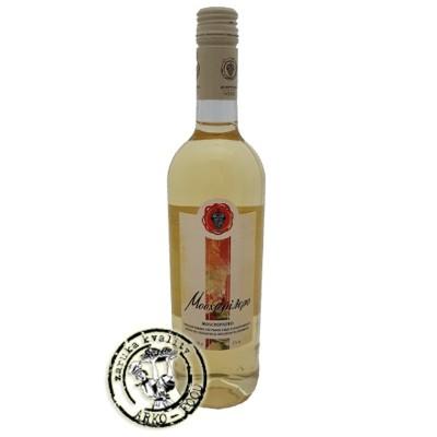 Bílé suché víno Moschofilero 750 ml
