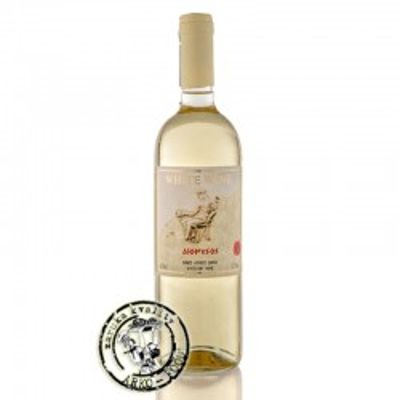 BÍLÉ suché víno DIONYSOS 750 ml