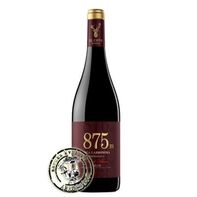 875M Tempranillo - červené suché víno
