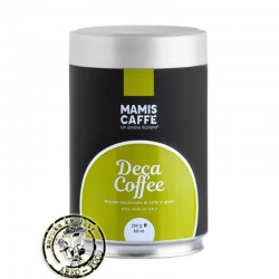 Mami's Caffé Deca Coffee bezkofeinová - 250g dóza