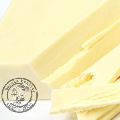 Čokoláda bílá Belchocolat 34% (blok) 1 kg/blok