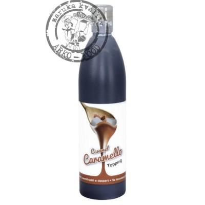 Topping Caramello - krémový karamelový- lesklý a krémový - 0.65 kg