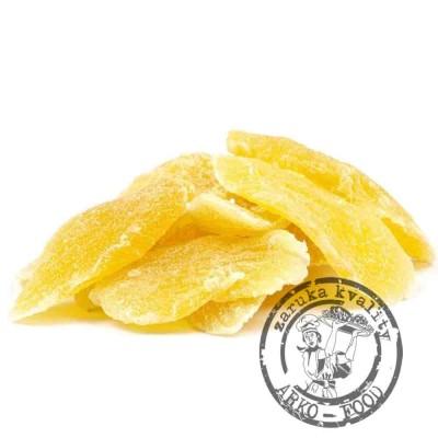 Ananas plátky - 100g