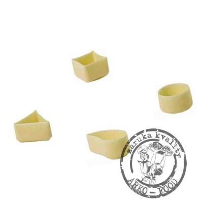 Košíčky bílé mini - mix (38x21-23 mm) - 50 ks
