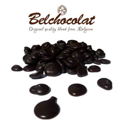 Čokoláda hořká 55% bez cukru (maltitol) 1 kg/sáček alu